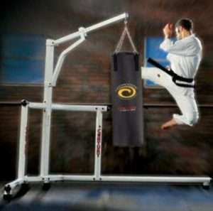 heavy bag stands review