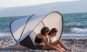 the best family beach tent